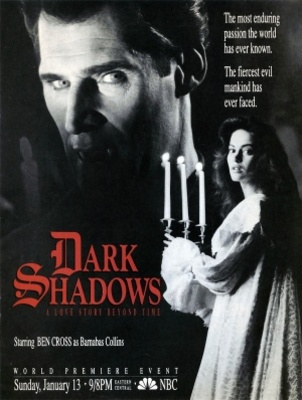 Dark Shadows movie poster (1991) poster MOV_5aa9f320
