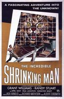 The Incredible Shrinking Man movie poster (1957) picture MOV_5aae7e0c