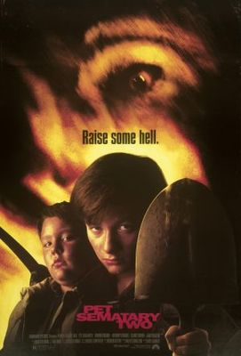 Pet Sematary II movie poster (1992) poster MOV_5ab0045a