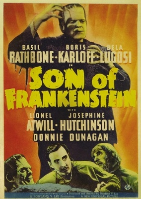 Son of Frankenstein movie poster (1939) poster MOV_5ab1ec7f