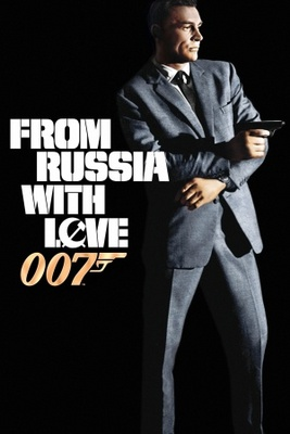 From Russia with Love movie poster (1963) poster MOV_5ab55bb7