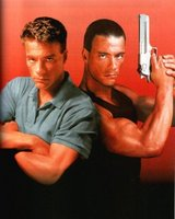 Double Impact movie poster (1991) picture MOV_5ab969a3