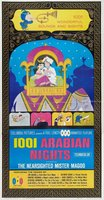 1001 Arabian Nights movie poster (1959) picture MOV_5abc0b15