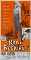 Born Reckless movie poster (1958) picture MOV_5abf12e9