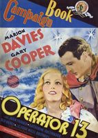 Operator 13 movie poster (1934) picture MOV_5ac55399