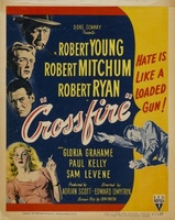 Crossfire movie poster (1947) picture MOV_5aca4885