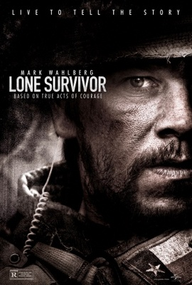 Lone Survivor movie poster (2013) poster MOV_5accf64a