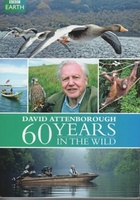 Attenborough: 60 Years in the Wild movie poster (2012) picture MOV_5ad06ee0