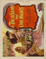 A Thousand and One Nights movie poster (1945) picture MOV_5ad20145