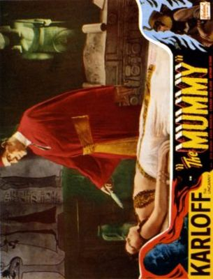 The Mummy movie poster (1932) poster MOV_5ad25e41