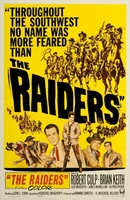 The Raiders movie poster (1963) picture MOV_5ad47938