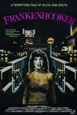 Frankenhooker movie poster (1990) poster MOV_5ad88f8f