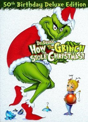 How the Grinch Stole Christmas! movie poster (1966) poster MOV_5ade742a