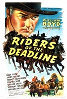 Riders of the Deadline movie poster (1943) picture MOV_5ae68f0c