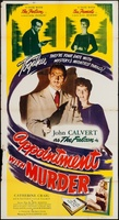 Appointment with Murder movie poster (1948) picture MOV_5ae78f31
