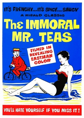 The Immoral Mr. Teas movie poster (1959) poster MOV_5aede7ab