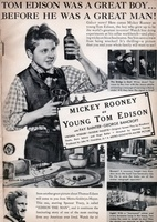 Young Tom Edison movie poster (1940) picture MOV_5aee6da9