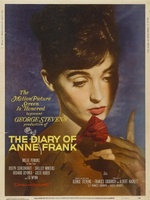 The Diary of Anne Frank movie poster (1959) picture MOV_5afbf849