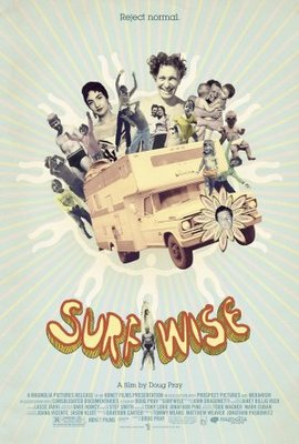 Surfwise movie poster (2007) poster MOV_5b01d05f