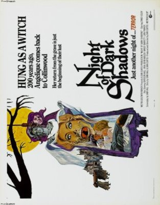 Night of Dark Shadows movie poster (1971) poster MOV_5b0510f5