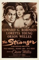 The Stranger movie poster (1946) picture MOV_8176c28f