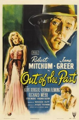 Out of the Past movie poster (1947) poster MOV_5b159611