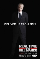 Real Time with Bill Maher movie poster (2003) picture MOV_5b17f660