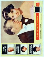 Love in the Afternoon movie poster (1957) picture MOV_5b188652