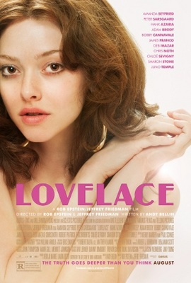 Lovelace movie poster (2012) poster MOV_5b1978bb