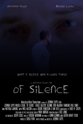 Of Silence movie poster (2012) poster MOV_5b1d7fe7