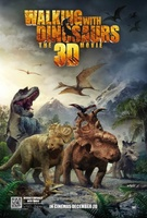 Walking with Dinosaurs 3D movie poster (2013) picture MOV_5b25e24e