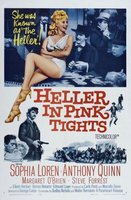 Heller in Pink Tights movie poster (1960) picture MOV_5b26b443