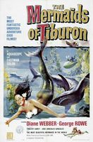 Mermaids of Tiburon movie poster (1962) picture MOV_5b2afe79