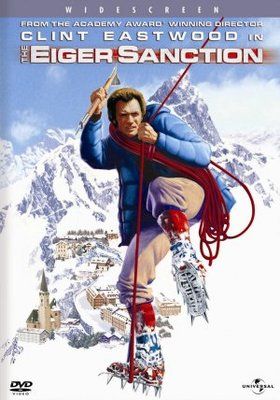 The Eiger Sanction movie poster (1975) poster MOV_5b31aee2