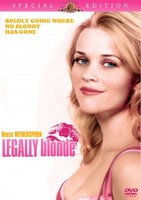 Legally Blonde movie poster (2001) picture MOV_5b3399ab