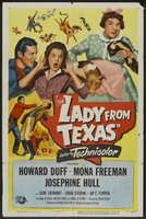 The Lady from Texas movie poster (1951) picture MOV_5b33e13a