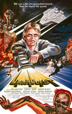 Laserblast movie poster (1978) poster MOV_5b349f2c
