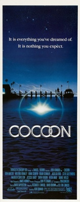 Cocoon movie poster (1985) poster MOV_5b3b7a24