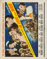 In Love and War movie poster (1958) picture MOV_5b3f6be5