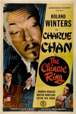 The Chinese Ring movie poster (1947) poster MOV_5b458b9c