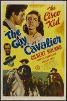 The Gay Cavalier movie poster (1946) picture MOV_5b4b8847