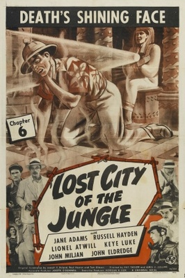 Lost City of the Jungle movie poster (1946) poster MOV_5b4e23a9