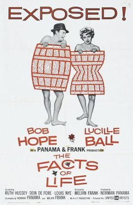 The Facts of Life movie poster (1960) poster MOV_5b56c8c1