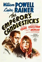 The Emperor's Candlesticks movie poster (1937) picture MOV_5b5712e5