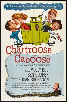 Chartroose Caboose movie poster (1960) poster MOV_5b5c0e03
