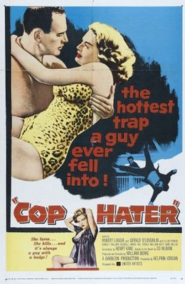 Cop Hater movie poster (1958) poster MOV_5b700933