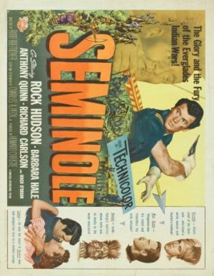 Seminole movie poster (1953) poster MOV_5b7272b1