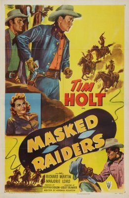 Masked Raiders movie poster (1949) poster MOV_5b770e1f