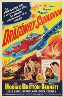 Dragonfly Squadron movie poster (1954) picture MOV_5b7d275a