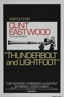 Thunderbolt And Lightfoot movie poster (1974) picture MOV_5b80d3c9